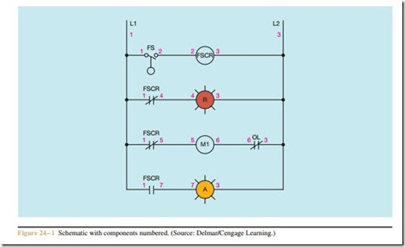 DEVELOPING A WIRING DIAGRAM (CIRCUIT #3)-0754