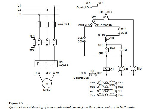 Devices symbols and circuits 0266 devices, symbols, and circuits reading and understanding 3 phase isolator switch wiring diagram at bakdesigns.co