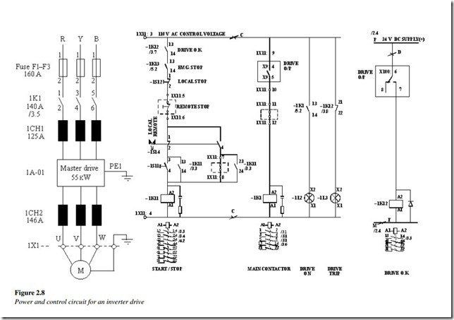 devices symbols and circuits reading and understanding electrical rh machineryequipmentonline com Basic Electrical Schematic Diagrams Simple Electrical Schematic