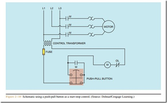 Air Pressure Switch Schematic Symbol Wiring Diagram Electricity
