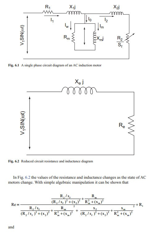 AC Servo Motors:Mathematical Model | electric equipment