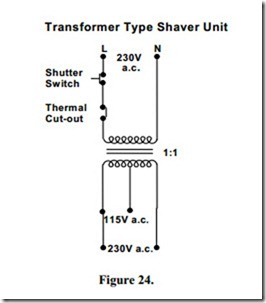 Fixed Appliance and Socket Circuits 0859_thumb fixed appliance and socket circuits special outlets electric bathroom shaver socket wiring diagram at bakdesigns.co