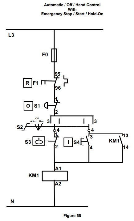 Motor Control Circuits Motor Circuit    Diagrams         electric