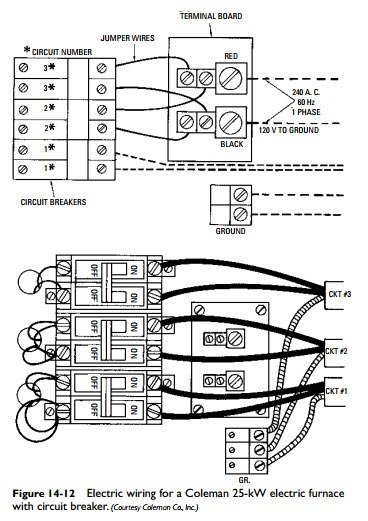 wiring diagrams for nordyne furnaces