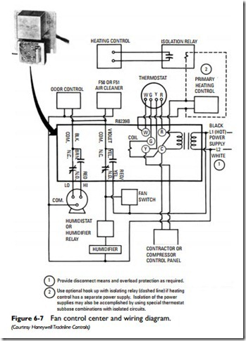 fan center relay wiring diagram