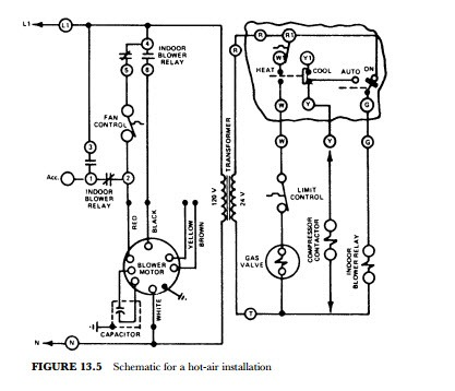 Intertherm Model M1mb Furnace Wiring Diagram on home heater blower motor replacement