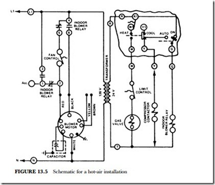Trane Heat Pump Wiring Diagram moreover N C Overload Contacts Three Wire Start Stop Station 15172 further Trane Xl 1200 Wiring Diagram further Bobcat 753 Wiring Diagram Manual together with Watch. on hvac contactor wiring diagram