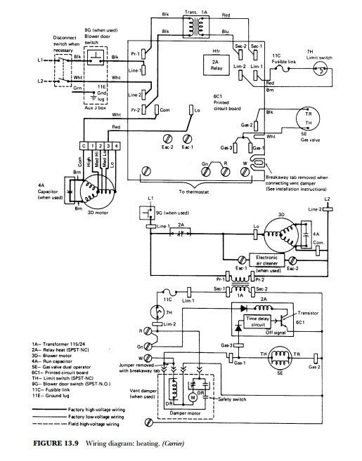diagrams wiring   icp heat pump wiring diagram