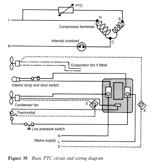 electrical equipment and service potential  voltage  relay